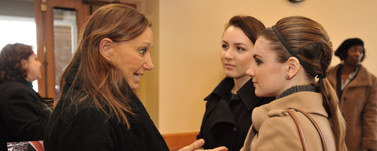 Fashion Icon Donna Karan Spoke About Self Care Wellness For Nurses